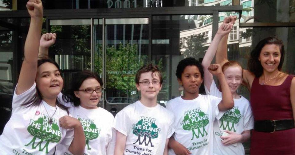 STUNNING: Seattle Judge Hands Activist Kids Landmark Victory For Climate Justice (VIDEO)