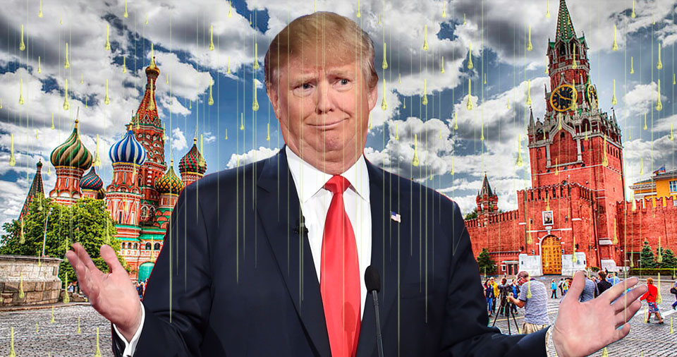 "When it's not raining men, golden showers will do. A dossier on Donald Trump's dealings with Russia may not all be true, but it sure feels ""truthy."""
