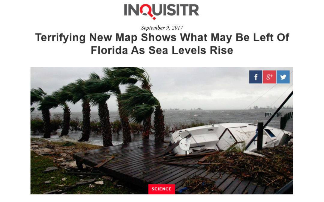 Terrifying New Map