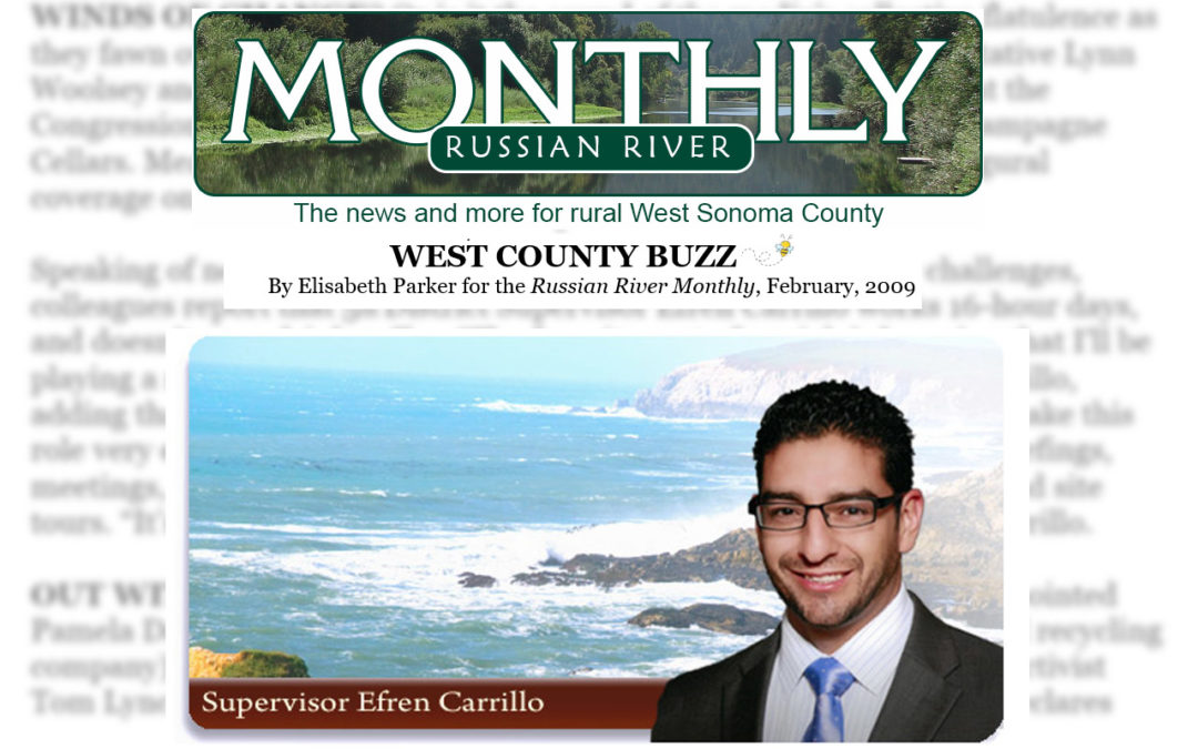 'West County Buzz,' February 2009