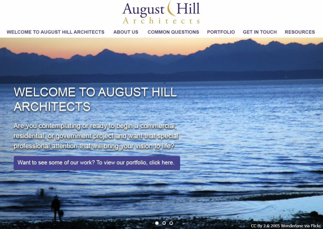 August Hill Architects