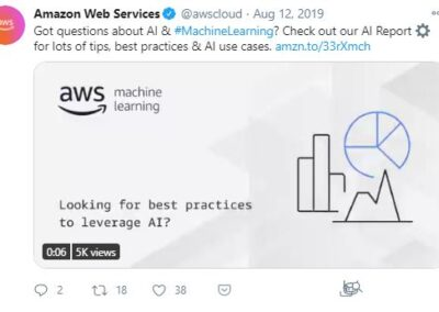 AWS AIML - Report - Best Practices