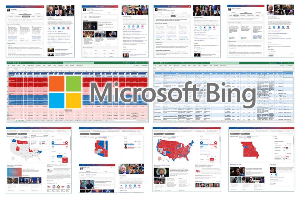 Microsoft Bing – Content Editor